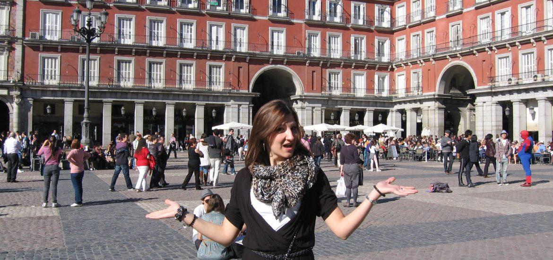 studije u inostranstvu - moje iskustvo - madrid