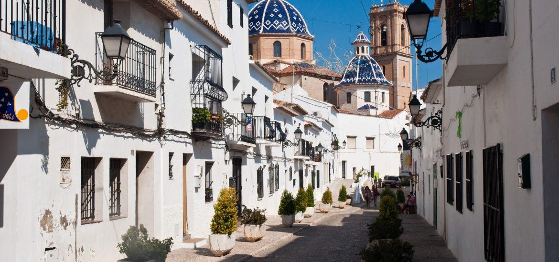 altea costa blanca letovanje u španiji
