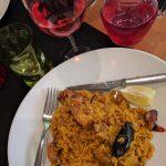 španska kuhinja paelja