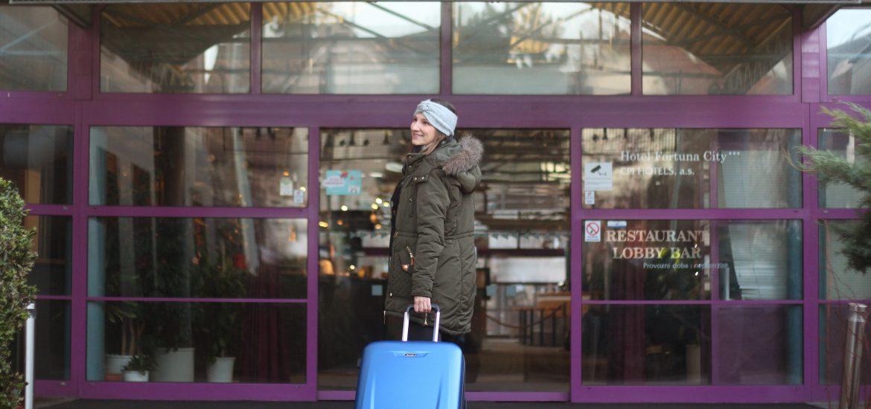 kada koferi sami putuju